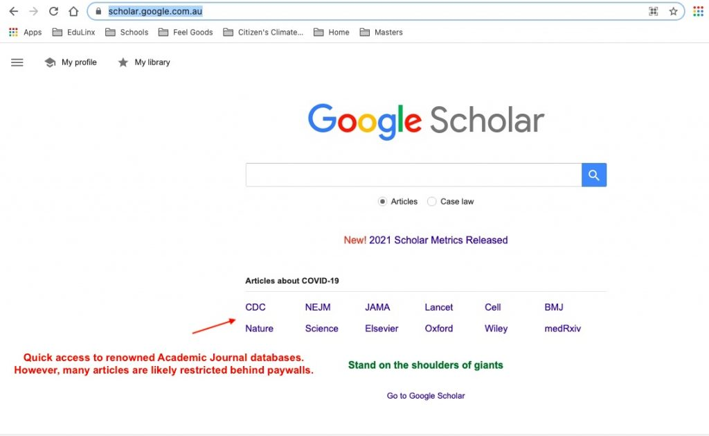 Online Teaching and Learning - Google Scholar
